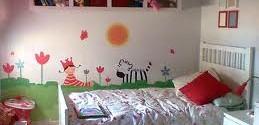 La decoración en el dormitorio infantil
