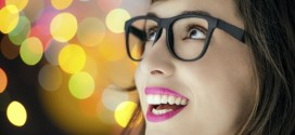Consejos de maquillaje para chicas con anteojos